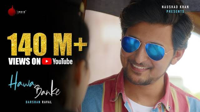 Main Zameen Tu Aasmaan Lyrics - Darshan Raval
