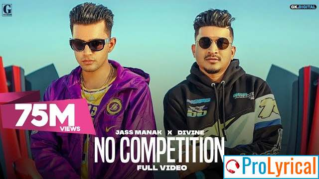 No Competition Song Lyrics