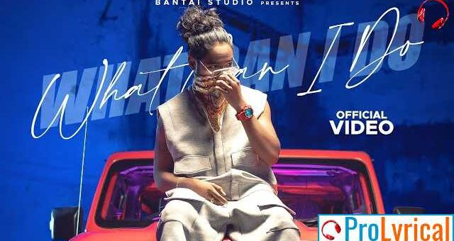 What Can I Do Lyrics - Emiway Bantai