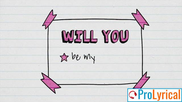 Will You Be My Beginning My Middle My End Lyrics