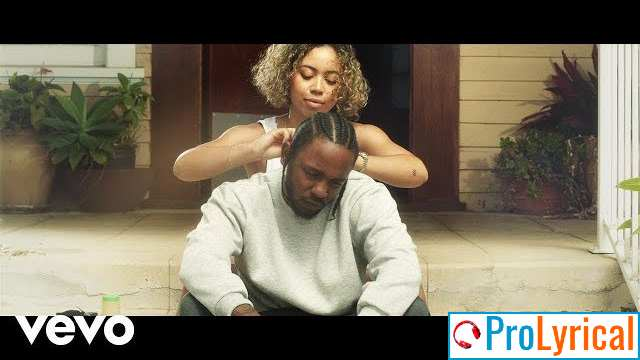 Just Love Me I Wanna Be With You Lyrics - Kendrick Lamar