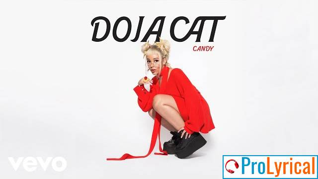 I Can Be Your Sugar When You Sweet Spot Lyrics - Doja Cat
