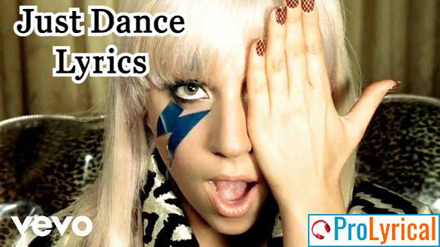 I Love This Record Baby But I Can't See Lyrics - Lady Gaga