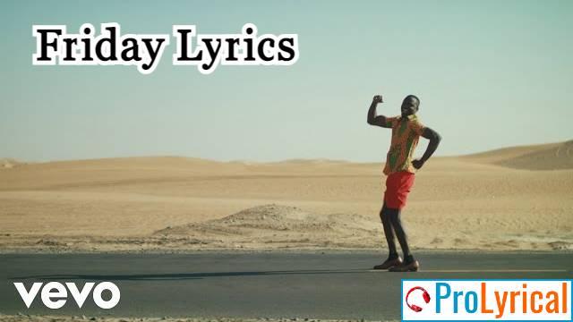 Its Friday Again Saturday Sunday Lyrics