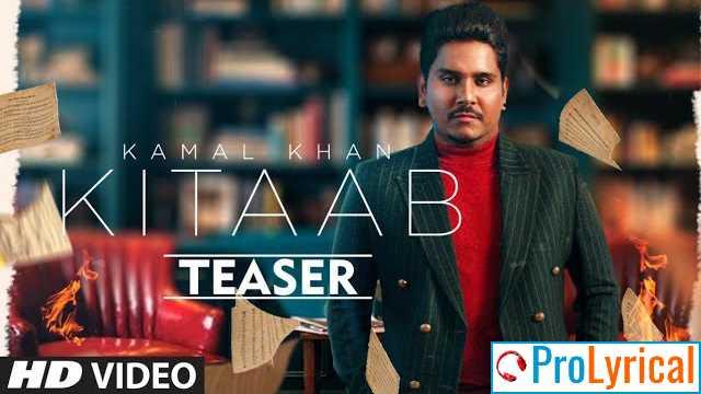 Kitaab Lyrics - Kamal Khan | Sukh Brar
