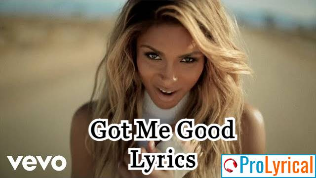 My Back Is Aching My Belt To Tight Lyrics - Ciara