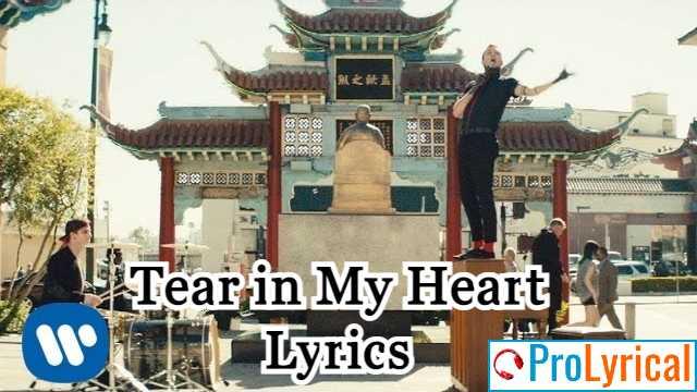 My Taste In Music Is Your Face Lyrics - Twenty One Pilots
