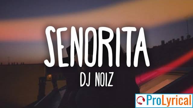 Senorita Come With Me Lyrics - Dj Noiz