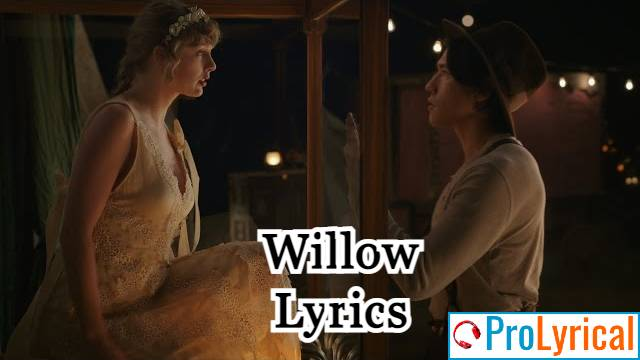 The More That You Say the Less I Know Lyrics - Taylor Swift
