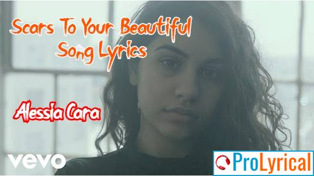 There Is a Hope Waiting for You in the Dark Lyrics - Alessia Cara