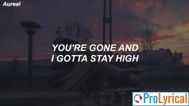 I Gotta Stay High All the Time Lyrics - Tovelo