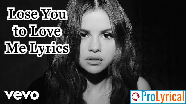 You Promised the World and I Fell for It Lyrics - Selena Gomez