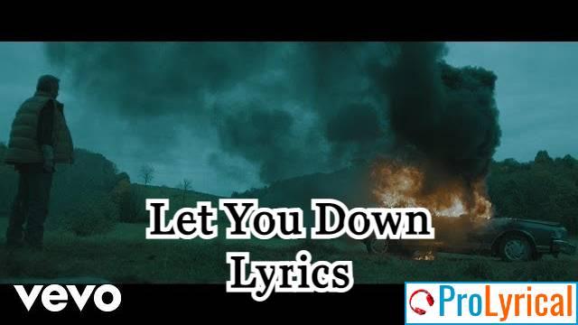 You Wanna Be Friends Now Lyrics - NF
