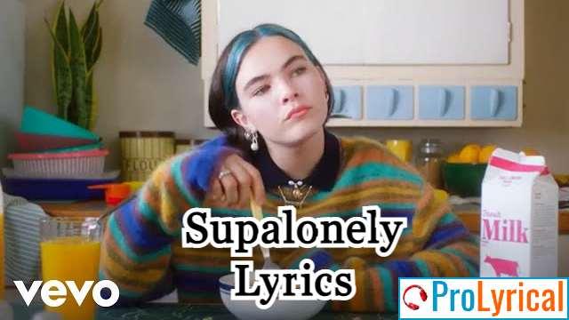 You're a Bad Thing Lyrics - Benee ft. Gus Dapperton