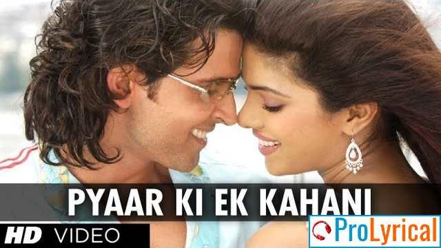 Aao Sunao Pyar Ki Ek Kahani Lyrics - Krrish | Shreya Ghoshal