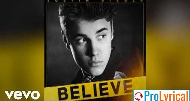 Across The Ocean Across The Sea Lyrics - Justin Bieber