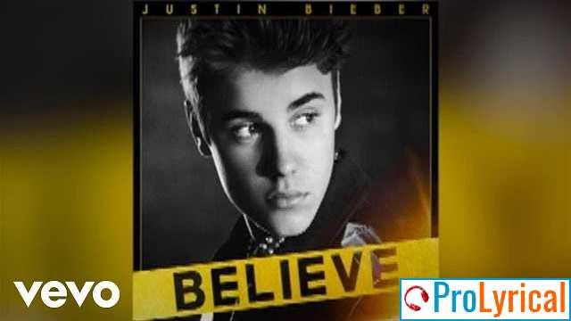 Across The Ocean Across The Sea Lyrics - Justin Bieber
