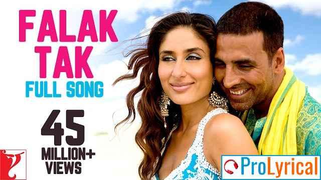 Falak Tak Chal Sath Mere Lyrics In English Lyrics