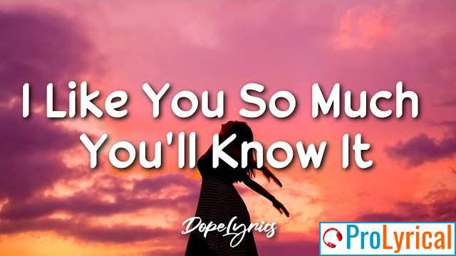 I Like Your Eyes You Look Away Lyrics - Ysabelle Cuevas