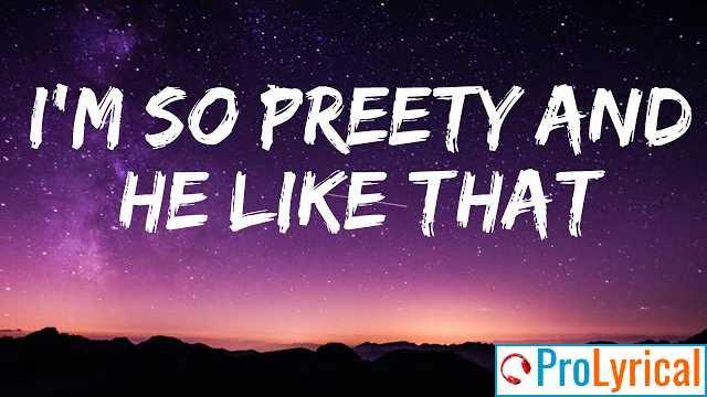 Im So Pretty And He Like That Lyrics - King Manyera