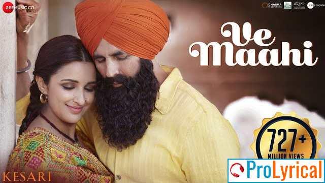 Mahi Menu Chadyo Na Lyrics - Arijit Singh