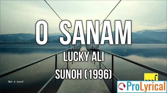 Sham Savere Teri Yaadein Lyrics - Lucky Ali