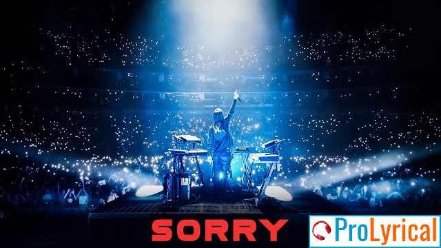Sorry Lyrics - Alan Walker & Isak