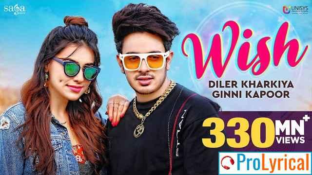 Teri Sari Wish Pura Dunga Lyrics - Diler Kharkiya